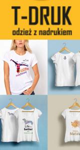 koszulki ze swoim nadrukiem